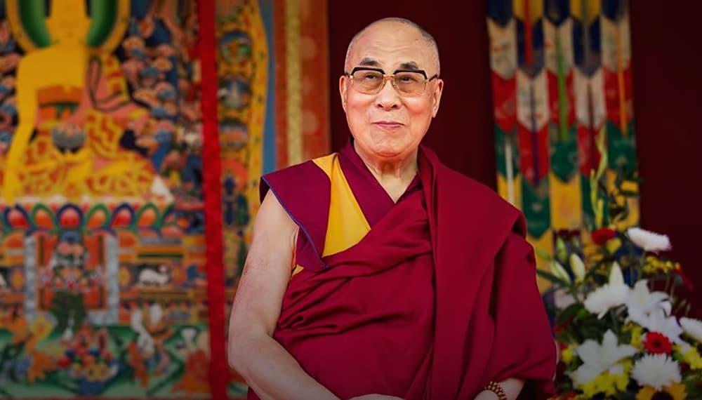 Slide Dalai Lama