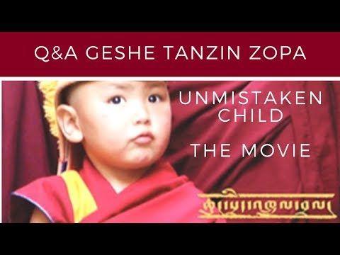 Geshe Tenzin Zopa Qa