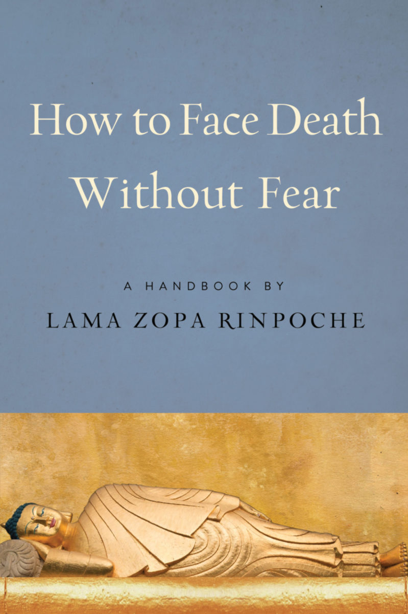 Capa Do Livro Em Ingles How To Face Death Without Fear