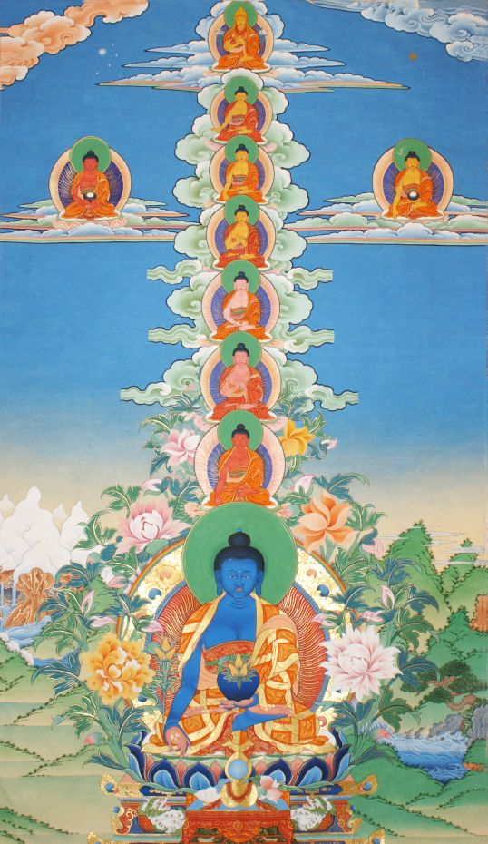 Buda Da Medicina Vertical 1