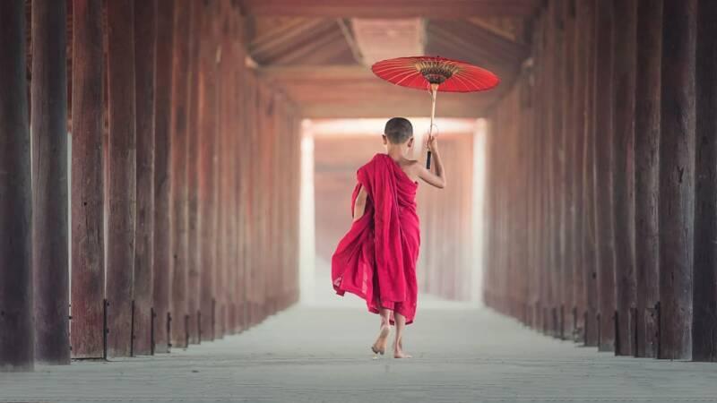 Capa Conversas Sobre O Budismo